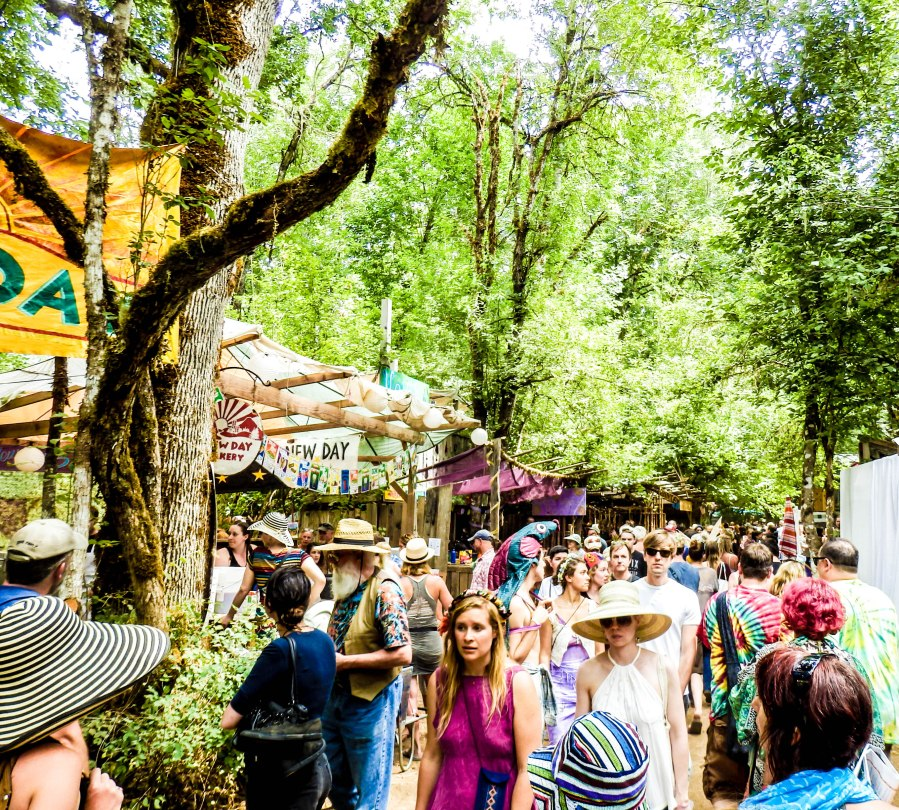 Oregon Country Fair
